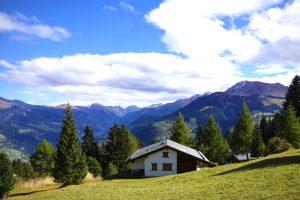 Hüttenurlaub in der Schweiz