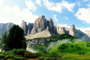 Hüttenurlaub in Südtirol