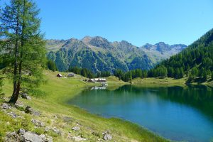 Hüttenurlaub in der Steiermark