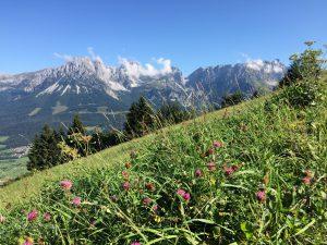 Hüttenurlaub in Kitzbühel