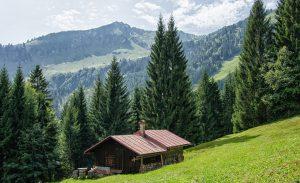 Hüttenurlaub im Allgäu