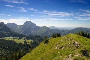 Hüttenurlaub im Chiemgau