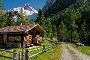 Hüttenurlaub in Ruhpolding