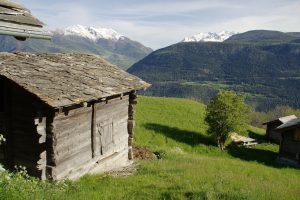 Hüttenurlaub im Kanton Wallis