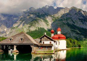 Hüttenurlaub am Königssee