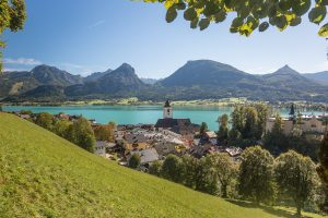 Hüttenurlaub am Wolfgangsee
