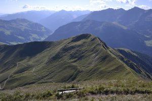 Wanderung zur Grüblspitze / Zillertal