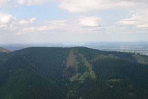 Großer Aufacker (1542 m), Kleiner Aufacker (1531 m) - Ammergauer Alpen