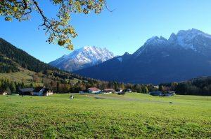 Hoher Göll (2522 m) - Berchtesgadener Alpen