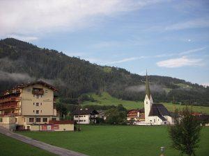 Möslalmkogel (1109 m) - Kitzbüheler Alpen