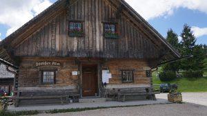 Teisenberg und Stoißer Alm / Chiemgauer Alpen