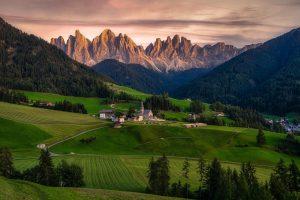 Hüttenurlaub in den Dolomiten