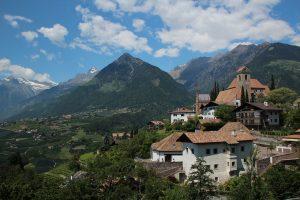 Hüttenurlaub im Vinschgau