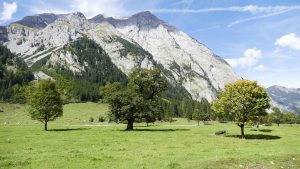 Hüttenurlaub im Karwendel